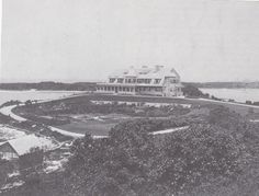 1909 Marshall house.