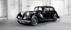 1946 Jaguar SS 2.5