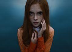Portrait Photography by Igor Burba   Cuded