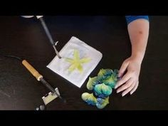 """DIY How to create fabric flowers: Lesson """"China Rose"""" Handmade Flowers, Diy Flowers, Crochet Flowers, Fabric Flowers, Flower Diy, Paper Flowers, Wedding Jewellery Inspiration, Ribbon Flower Tutorial, China Rose"""