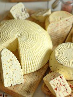 Ser dojrzewający podpuszczkowy - lepszy niż ser koryciński :)
