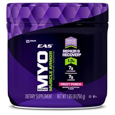 EAS Myoplex Muscle Armor Powder, Fruit Punch, 1.65 Pound ** To view further for this article, visit the image link. #PostWorkoutNutrition