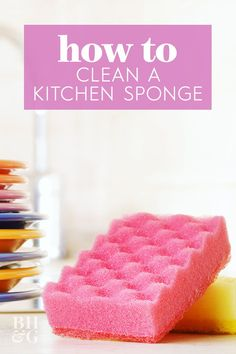 7 best kitchen sponge images cleaning cleaning hacks cleaning agent rh pinterest com