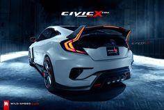 ホンダのニュース CIVIC X