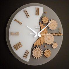 Vintage victorian steampunk clock hands vectors clip art graphics eps scrap book - Wanduhr modern weiay ...