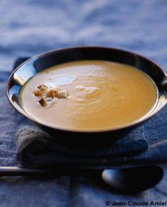 Soupe au potiron pour 4 personnes - Recettes Elle à Table