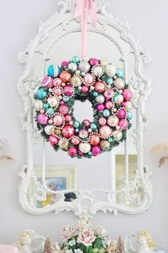 I have mirrors like this  in my bedroom. I love my mirrors!