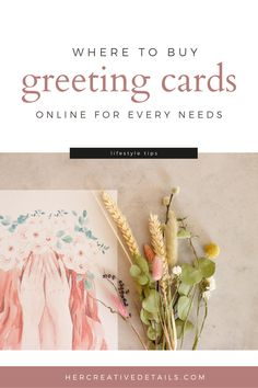 Hello! Today I tell you where to find greeting cards for birtday, greeting cards for teachers, greeting cards for Christmas and more. Keep reanding! Greeting Cards For Teachers, Teacher Cards, Online Greeting Cards, Birthday Greeting Cards, Amazing Websites, Lifestyle Blog, Told You So, Creative, Tips