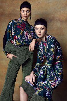 Sachin & Babi  #VogueRussia #prefall #fallwinter2018 #SachinBabi #VogueCollections