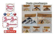 Porta guardanapo http://amocarte.blogspot.com.br/