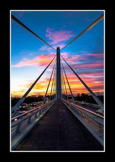 Puente del Alamillo - Sevilla - Septiembre 2012 - Horizontal - Canon 30D - Tamron 17-50mm f/2.8 XR Di II SP Aspherical @Sevillapixel Diseño Web Sevilla