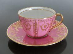 Royal Doulton UK 1890 Antique Tea Cups, Vintage Cups, Vintage China, Vintage Tea, The Tremeloes, Tea Cup Display, Relaxing Tea, Tea Blog, Turkish Coffee Cups