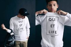Lookbook The Quiet Life Atwater (Holiday 2014)