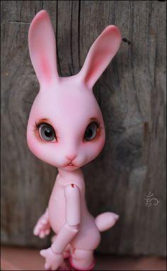 BJD Pet Pipos Rabbit Doll |