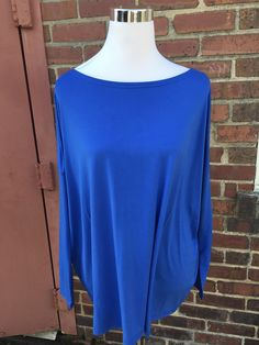 PIKO Long Sleeve - Royal