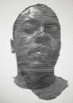 Optical Illusion Photos, Optical Illusions, Laser Art, Engraving Illustration, Textures Patterns, Graphic Art, Drawings, Hafiz, Artwork