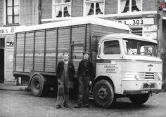 Fa.F.Bakker Dokkum Scania-Vabis Foto: Anita Bakker