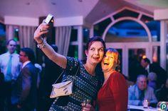Funny wedding photos, wedding photojournalism in Dorset by documentary wedding photographer Paul Underhill