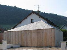 Prisme du garage (di Thierry Marco Architecture)