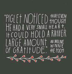 AA Milne quote