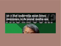 Blogpost voor student Leraar Nederlands Kristel Habing, over sociale media in het onderwijs: een domein van extremen, typerend voor een tijdgeest in spagaat tussen analoog en digitaal (vr 05-10-12).