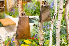 The Widex Hearing Garden was the first RHS Show Garden created at the Hampton Court Palace Flower Show with the design focus on the sounds found in gardens.