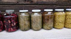 Schnapsansätze auf der Feistritzer Schwaig Mason Jars, Schnapps, Summer, Mason Jar, Jars