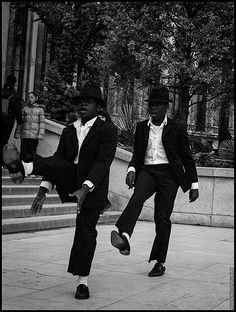 "Street dancers in Paris - ""Dancer"" my song from ""Paradise"" I was thinking there's one in all of us..let the rhythm move you and the spirit of being individual and embracing all that confidence that needs to be in all of us."