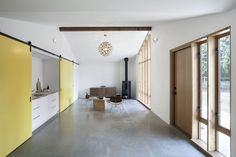 Renovation Idea We Love: Old Horse Stable to Cute Guesthouse and Studio | Dwell