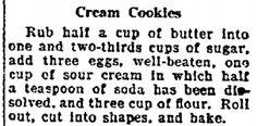 "Lexington Herald (Lexington, Kentucky), 22 August 1922, page 11. Read more on the GenealogyBank blog: ""Our Ancestors' Summer Picnics & Recipes."" https://blog.genealogybank.com/our-ancestors-summer-picnics-recipes.html"