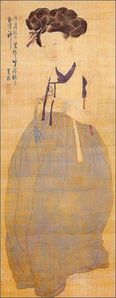 조선시대 화가 신윤