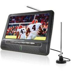 Coby TFTV792 7-Inch 480p LCD TV