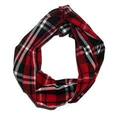 Mawdsley Infinity Bib/Scarf Red Tartan MawdsleyLoves (19 CAD) ❤ liked on Polyvore featuring accessories, scarves, tartan plaid scarves, infinity shawl, red plaid scarves, tartan shawl and red shawl