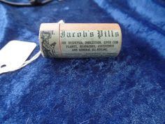 St. Jacob's Pills