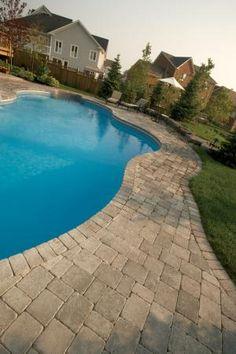 Pool Paver Design Ideas   Boxley Hardscapes