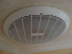 Kitchen Ceiling Exhaust Fans