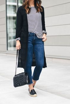 Cropped Flare Jeans on Repeat