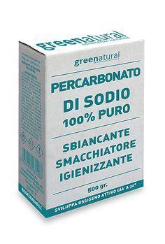 Percarbonato: tutti gli usi dello sbiancante naturale