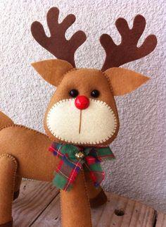 Set of Handmade Felt ornaments. Christmas Jewelry, Christmas Crafts, Christmas Ornaments, Christmas Tree Decorations, Holiday Decor, Homemade Dolls, Free To Use Images, Handmade Felt, Felt Ornaments