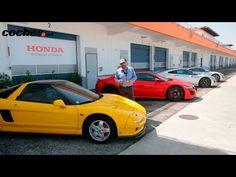 HONDA NSX 2016   Primera Prueba / Test / Review   Contacto   coches.net - YouTube