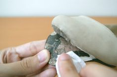 Gluing the sole of your shoe may seem easy enough, but depending on the type of shoe sole and adhesive, your repairs may take effect differently. When your sole splits from your shoe there are a few things you can do to repair it. Keep in mind, that some shoe stores may offer to glue your shoe sole for a low fee, possibly even for free if you...