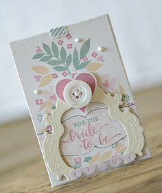 Paper Girl Crafts: Created with WPlus9 Fresh Cut Florals and Papertrey Ink supplies
