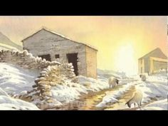 Winter in Watercolour by PETER WOOLLEY