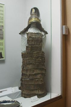 The Real Deal; Mongol metal scale armor from the 13th-14th century
