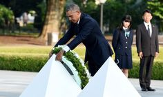 Barack Obama in Hiroshima: 'the memory must never fade' – video | World news | The Guardian