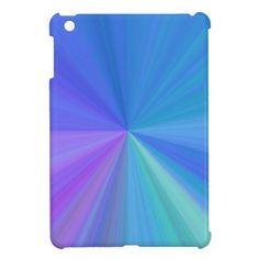 Blue Blast ~ iPad Mini Case