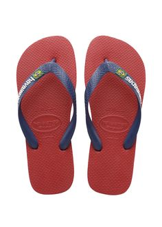 c600b956f1cc3f Havaianas Brazil Logo Sandal Red Price From  ₩27