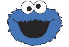 cookie monster free printable | Cookie Monster cookie toss
