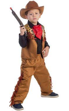 Wild Western Cowboy Costume