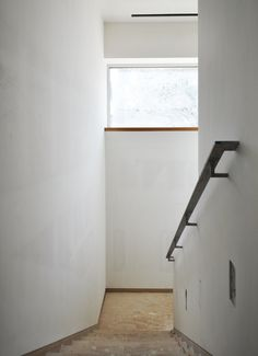 concealed railing mount... a clean looking finish!